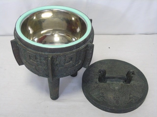 Asian Iron Footed Vessel - 5