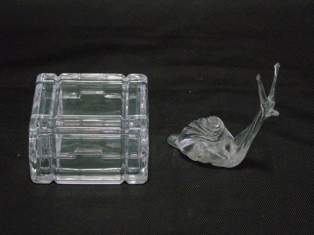 8 Table Items Spode Porcelain Bird Limoges Pot - 2