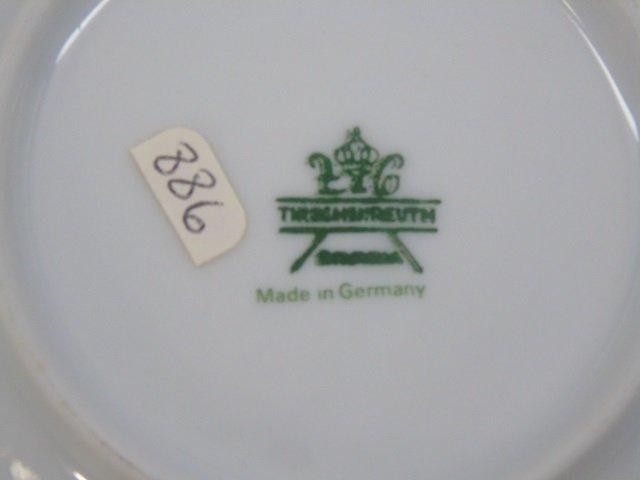 Antique Finger Bowls, Underplates & Demitasse - 7