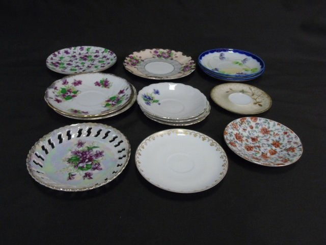 Collection of Antique & Vintage Cups & Saucers - 5