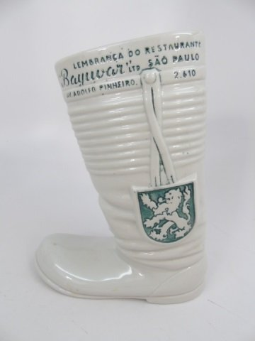 Collection of German Beer Steins, Mugs, Boot - 4
