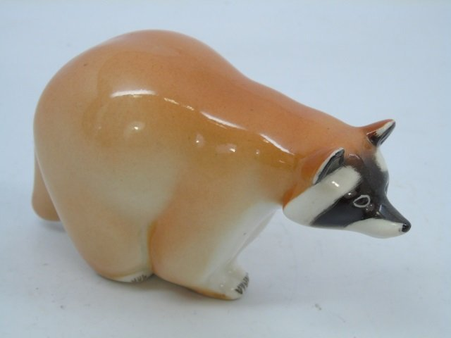 Lot of 5 Hard Stone & Glass Animal Figurines - 2
