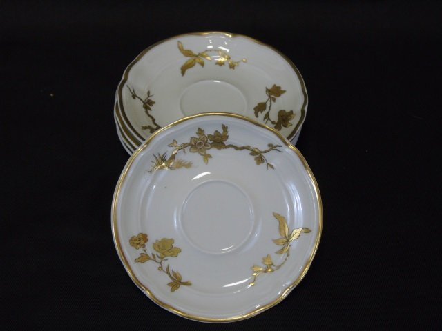 Antique Limoges Bernardaud Reine Elizabeth - 3
