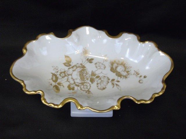 Antique Limoges Bernardaud Reine Elizabeth - 9