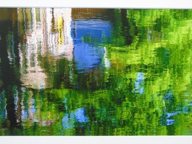 Framed Sandro Santioli Abstract Photograph - 2