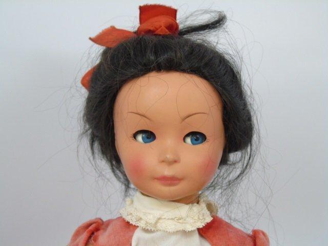 2 Vintage Dolls Bonani & Charlie Chaplin - 3