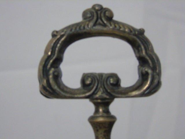 Antique Victorian Silver Cruet & Dessert Caddy - 3