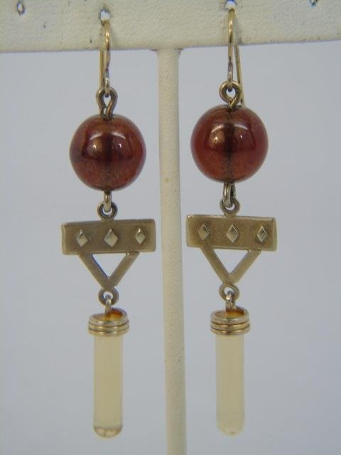 Vintage Collection of Costume Jewelry Items - 9
