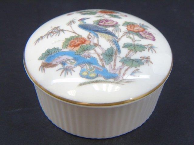 Group of 4 Vintage Porcelain Miniature Boxes - 3