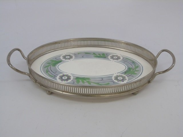 Assorted Sterling & Silver Plate Serving Items - 4