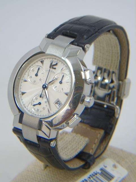 Men's Stainless Concord LaScala Watch New in Box