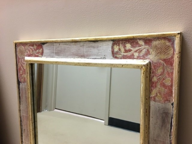 Richard Kuehne Polychrome Picture Frame / Mirror - 2