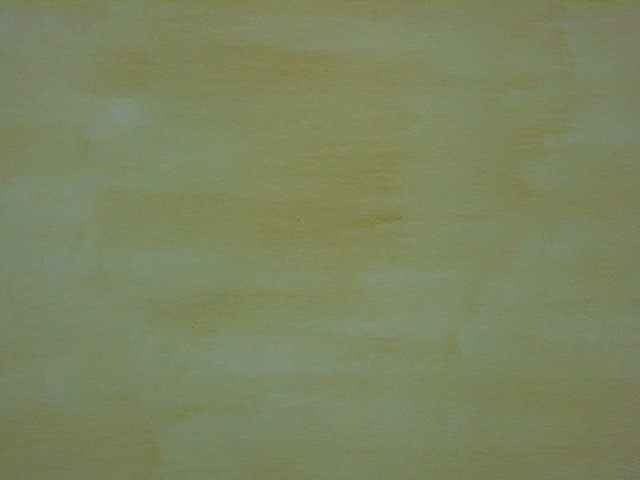 Ford Beckman - Modern Yellow Monochrome Painting - 3