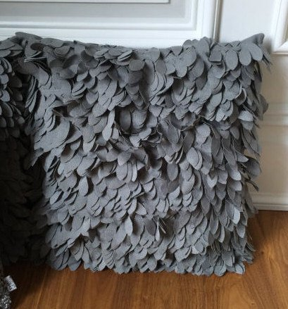 Four Contemporary Throw Pillows by Marlo Lorenz - 2