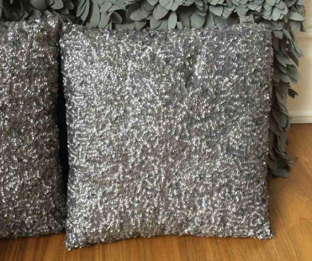 Four Contemporary Throw Pillows by Marlo Lorenz - 3