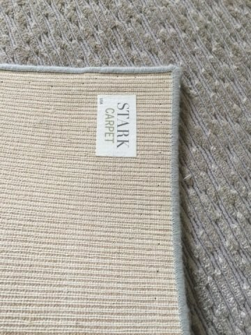 Custom Square Cut Contemporary Carpet by Stark - 5