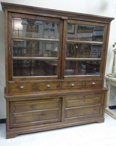 Custom Made Cupboard Cabinet / Display Hutch