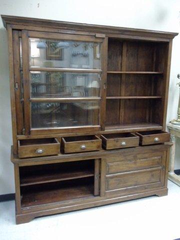 Custom Made Cupboard Cabinet / Display Hutch - 2