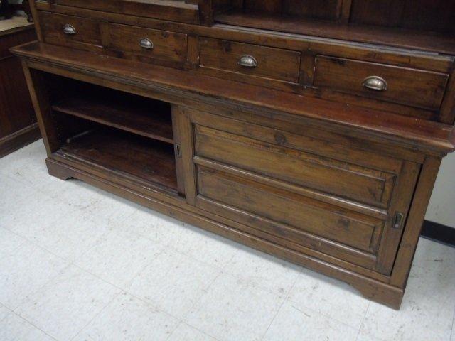 Custom Made Cupboard Cabinet / Display Hutch - 3