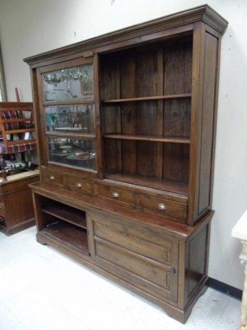 Custom Made Cupboard Cabinet / Display Hutch - 4