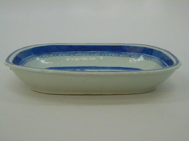 Pair Antique Chinese Canton Porcelain Bowls - 5