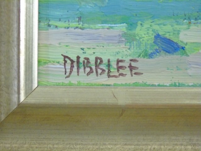 Dibblee - Contemporary Impressionist Oil Painting - 2