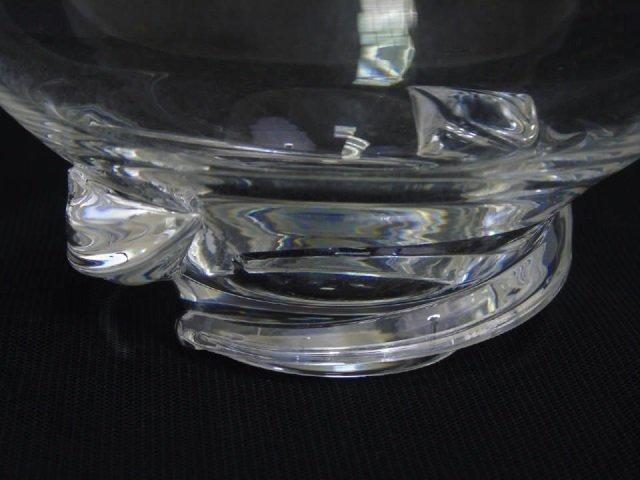 Vintage Steuben Art Glass Figural Candy Bowl - 3