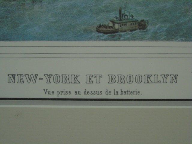 Simpson Muller New York et Brooklyn Vintage Print - 2
