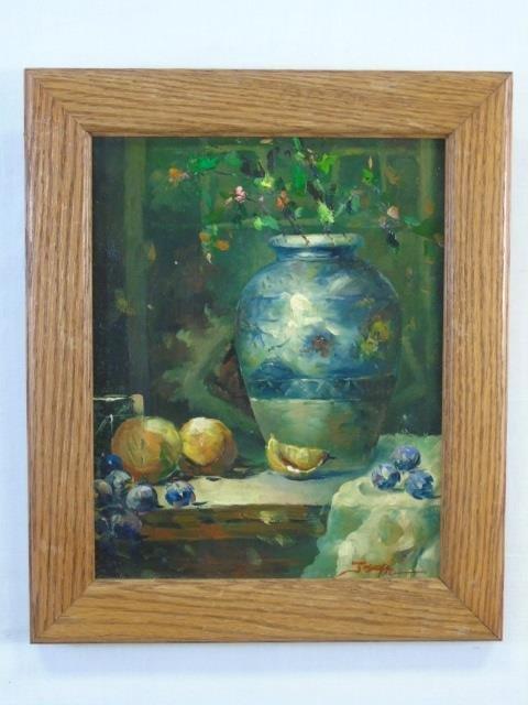 Joseph - Still Life Painting Flowers & Fruit