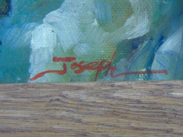 Joseph - Still Life Painting Flowers & Fruit - 2