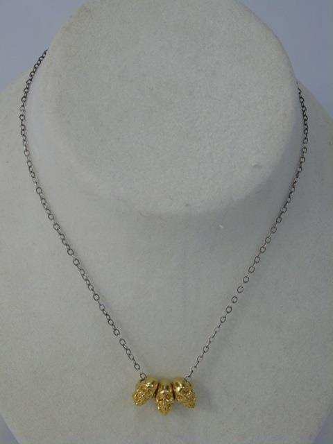 Box Lot Assorted Costume Jewelry & Treasure Chest - 3