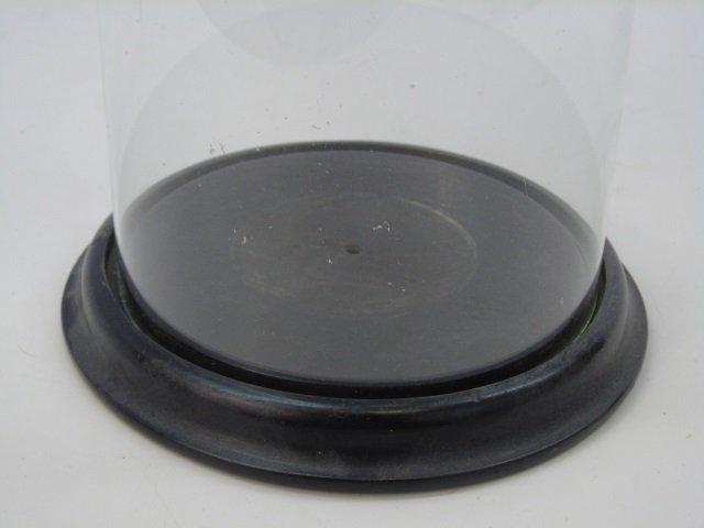Antique Glass Display Cloche Dome - 2