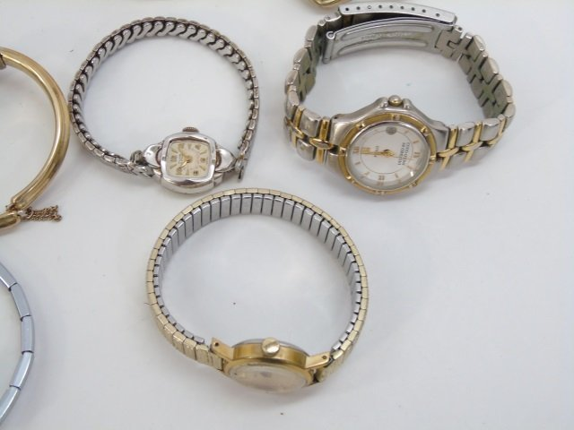 Estate Lot of 30 Vintage Wrist Watches - 3
