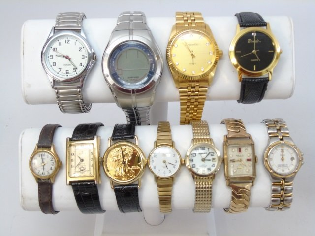 Estate Lot of 30 Vintage Wrist Watches - 6