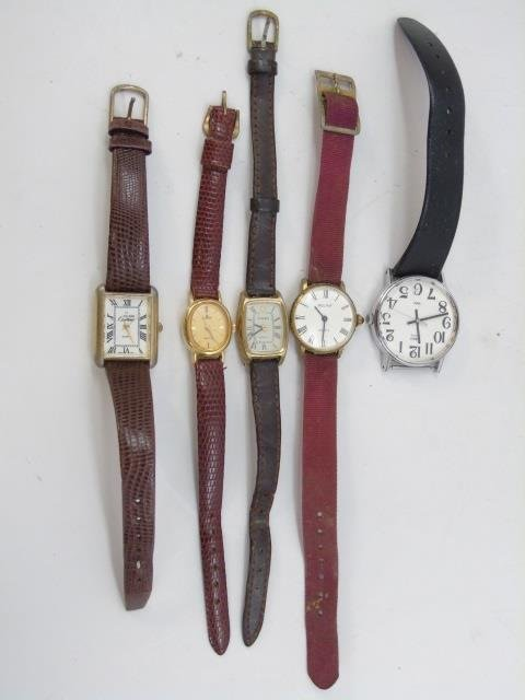 Estate Lot of 30 Vintage Wrist Watches - 8