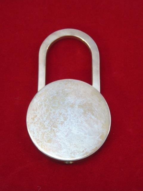 Tiffany & Co Silver Key Chain in Original Box - 2