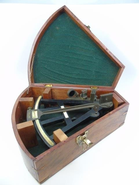 Antique Parkinson & Fordsham London Sextant