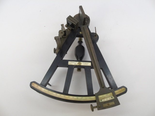 Antique Parkinson & Fordsham London Sextant - 2