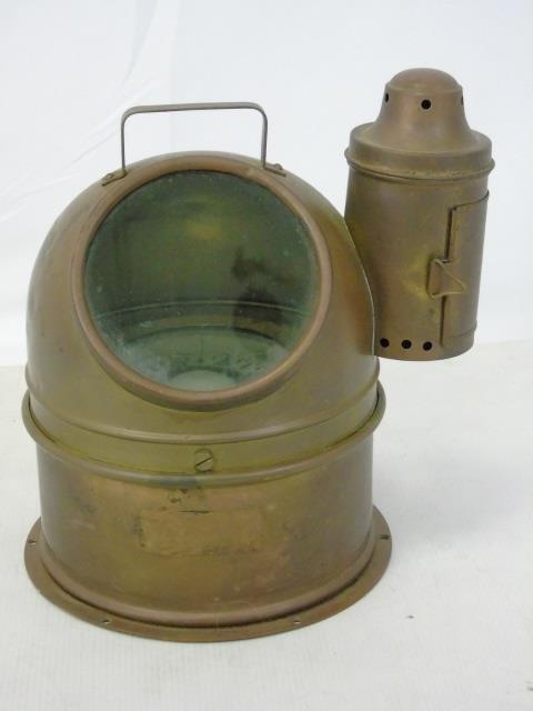 Vintage Daiko Osaka Japan Ship Navigation Compass
