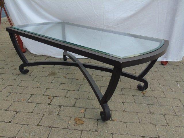 Brown Jordan Outdoor Coffee Table & End Table - 2