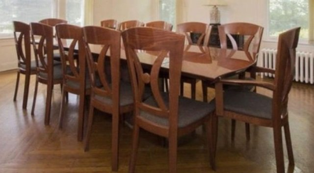 12 Contemporary Biedermeier Style Lacquer Chairs - 6