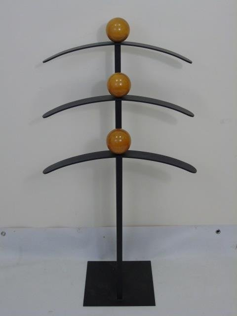 Contemporary Gentleman's Valet / Clothing Stand - 3