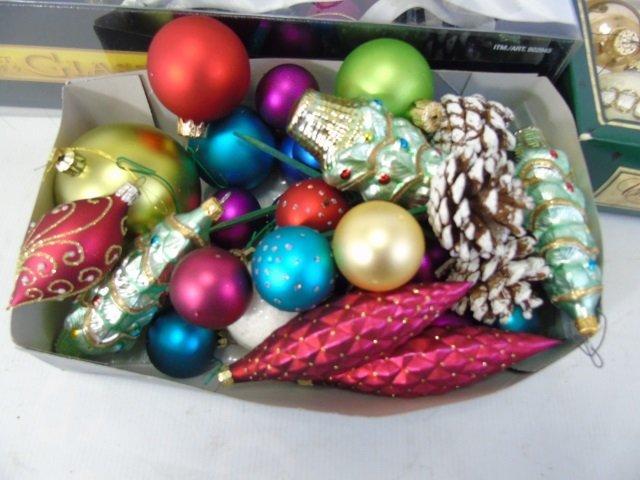 Large Lot Vintage & Contemporary Christmas Decor - 6