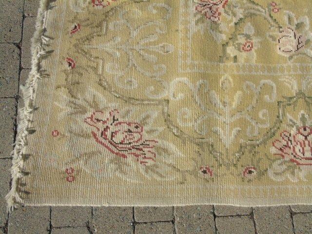 ABC Carpet Romanian Wool Carpet 9 x 11 Feet - 4