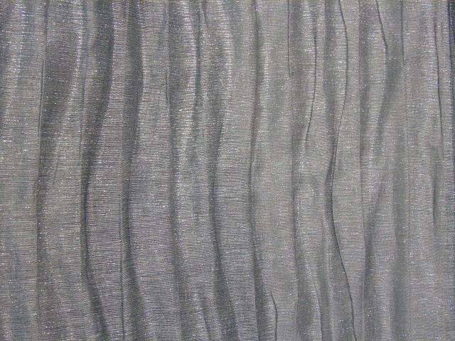 4 Custom Modern Grey & Silver Curtains from Kravet - 3