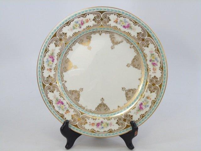 Set of 8 Antique Cauldon English Plates - 5