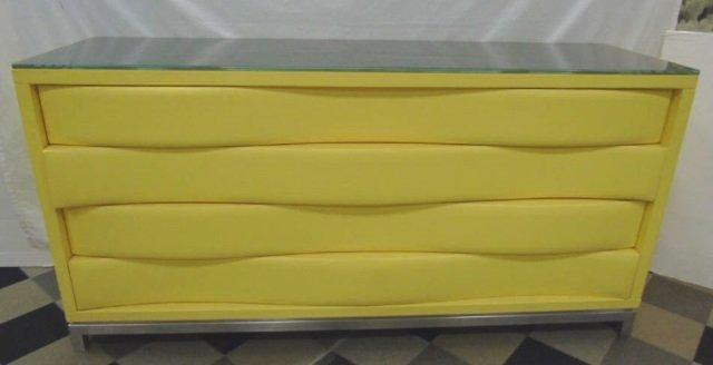 Custom Bureau by Bright Group w Edelman Leather