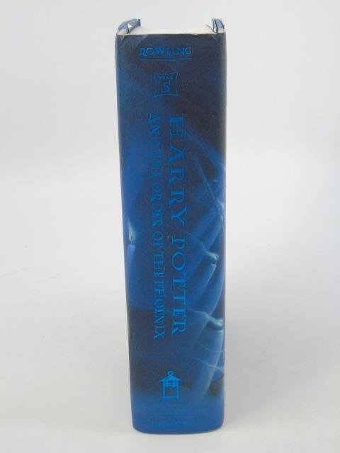 First Edition - Harry Potter Order of the Phoenix - 2