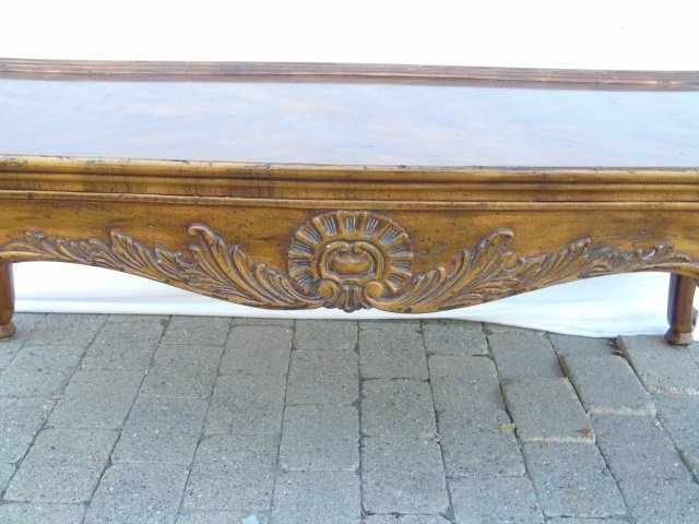 Henredon French Country Provencal Coffee Table - 2