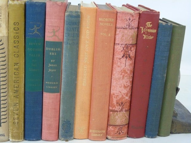 Collection of 20+ Antique & Vintage Books - 2